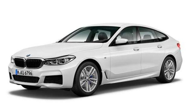 ราคา BMW 6 SERIES ในตลาดรถประจำปี 2019