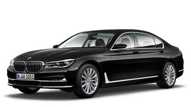 ราคารถยนต์ BMW 7 SERIES ในตลาดรถประจำปี 2019