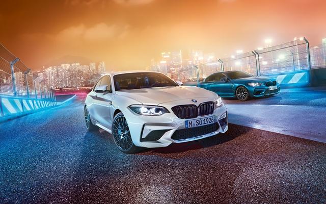 ราคา BMW M SERIES ในตลาดรถปี 2019
