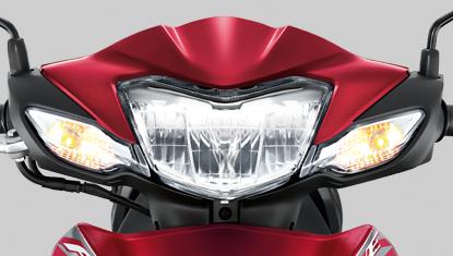 ไฟหน้า Honda Wave110i มีการออกแบบใหม่