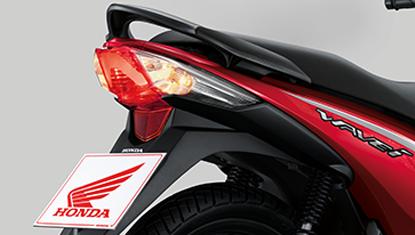 ไฟท้ายดีไซน์ใหม่โฉบเฉี่ยว แบบ New Tail Light
